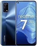 """realme Smartphone Realme 7 5g Tim Baltic Blue 6.5"""" 8gb/128gb Dual Sim"""