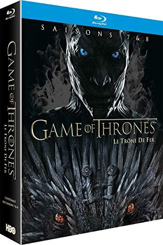 Game of Thrones (Le Trône de Fer) -Saisons 7 & 8 [Blu-Ray]
