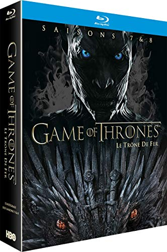 Game of Thrones (Le Trône de Fer) -Saisons 7 & 8 [Blu-Ray]