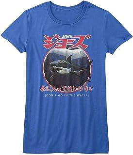 Jaws - Camiseta de advertencia japonesa Juniors