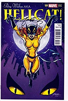 Patsy Walker AKA Hellcat #1 Variant Cover Signed By George Perez