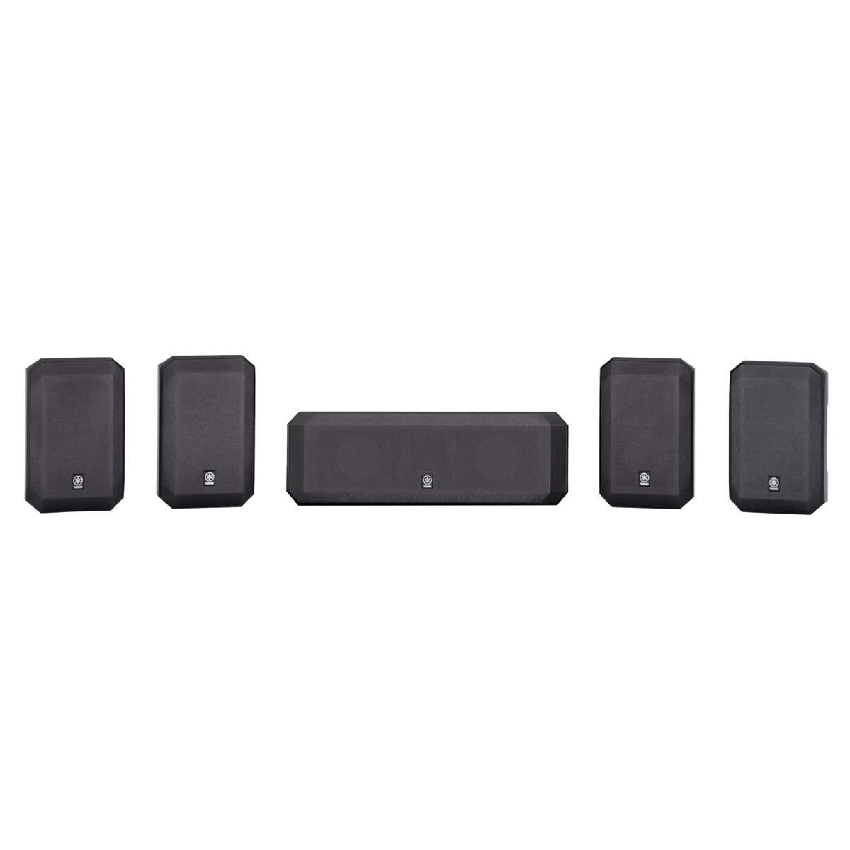 Yamaha NS AP2600BL Theater Speaker System