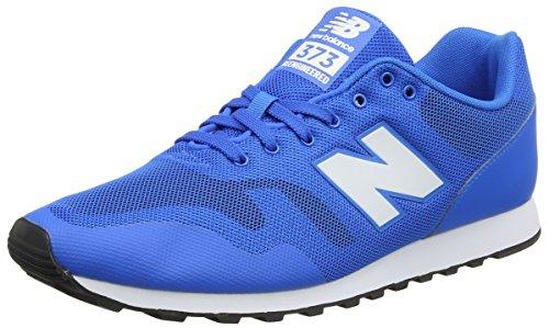 New Balance Md373, Botines para Hombre, Azul (Blue), 44 EU