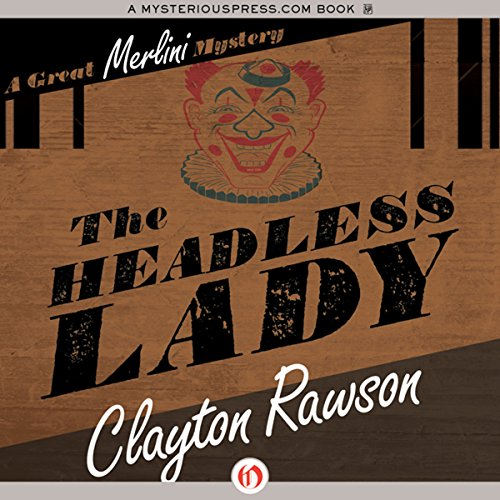 The Headless Lady audiobook cover art