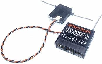WILLOWLUCKY New Spektrum AR8000 DSM2 DSMX 8 Channel 2.4GHz Receiver