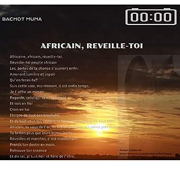 Africain, réveille-toi