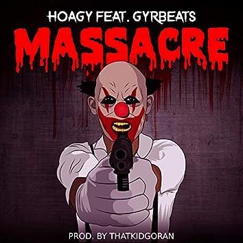 Massacre (feat. Gyrbeats)