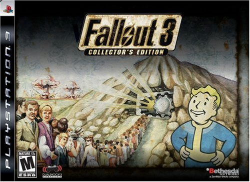 Fallout 3 - Playstation 3 Collector's Edition