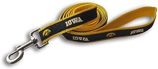 Sporty K9 Collegiate Iowa Hawkeyes Dog Leash, Medium