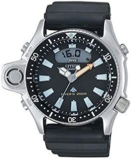 [シチズン]CITIZEN 腕時計 PROMASTER AQUALAND DIVER DEPTH METER プロマスター アクアランドダイバー JP2000-08E メンズ [逆輸入]