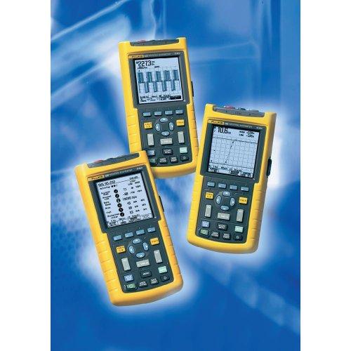 Fluke 123/003 Industrial ScopeMeter, 20 MHz de frecuencia