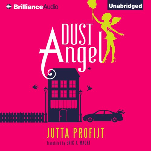 Dust Angel audiobook cover art