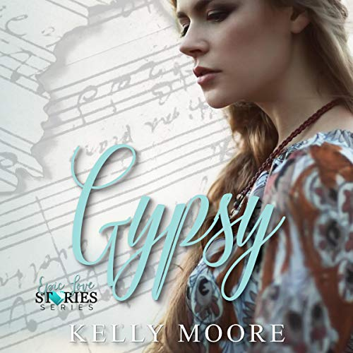 Gypsy audiobook cover art