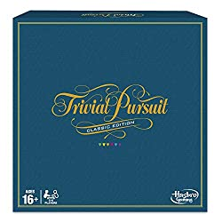 Hasbro Gaming Trivial Pursuit Game