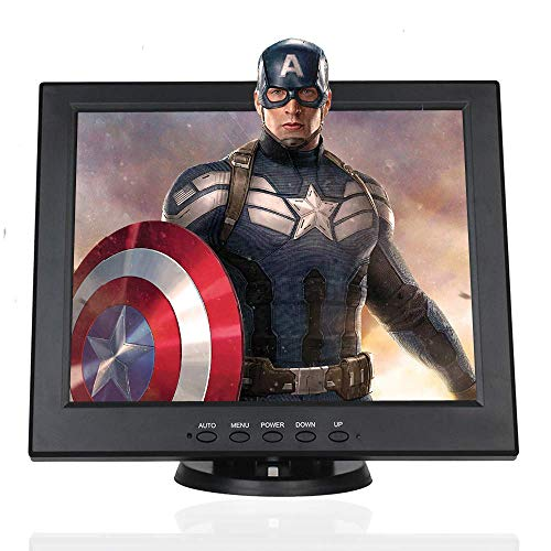 Why Should You Buy Amiph 12 inch LCD HDMI Monitor TFT Portable Monitor with HDMI/AV/BNC/VGA/USB Inp...