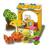 Abeja Maya - Juegos de construcciones, Tienda de Miel (Simba 800057038)