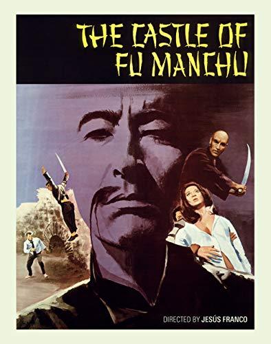 The Fu Manchu Cycle 1965-1969 (Limited Edition) [Blu-ray] [2020]