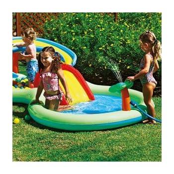 Chad Valley actividad piscina Play Centre. – eatures un aspersor ...