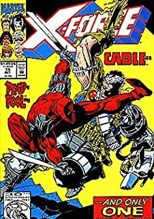 X-Force (1991 series) #15