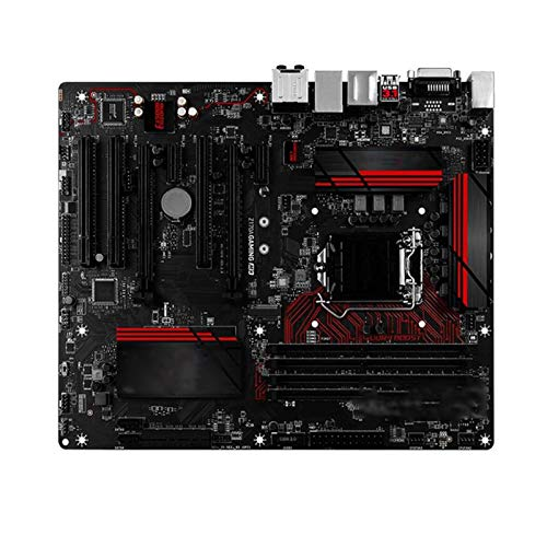 LBWNB Tarjeta Madre Fit For MSI Gaming Z170A M3 ATX LGA 1151 De Intel Z170 DDR4 For Z170M Escritorio Placa Base SATA III USB3.0 PCI-E X16 3.0 Usado Placa Base para Juegos