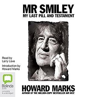 Mr Smiley cover art