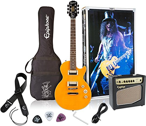 Epiphone Slash 'AFD' Les Paul Electric Guitar Performance Package