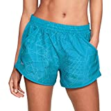 Under Armour Fly by Printed Damen-Shorts -
