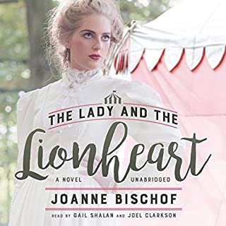 The Lady and the Lionheart audiobook cover art