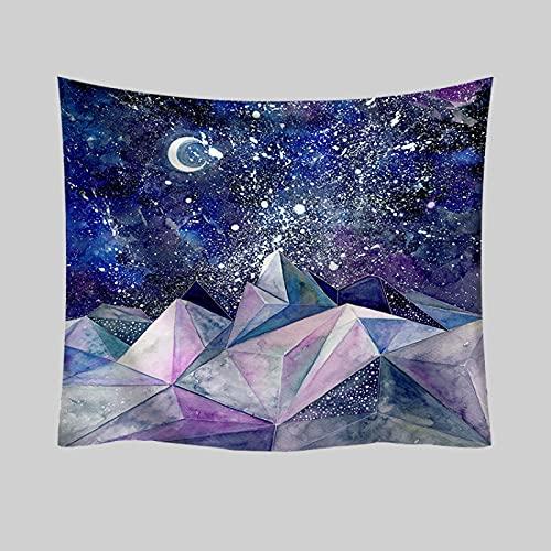 XGguo Tapices Decoración para Dormitorio o Sala de Estar, Impresión en Color Fantasma de la Toalla de Playa de la tapicería de la decoración del paño de la ejecución