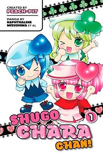 Shugo Chara Chan! Vol. 1 (English Edition)
