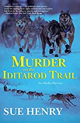 Amazon link for Iditarod murder novel by Sue Henry