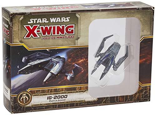 Ig-2000: Star Wars X-Wing - Galápagos Jogos