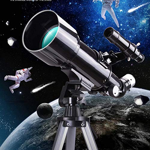 ZHTY National Geographic Telescope,Portable Travel Telescope for Adult with A Finder Scope,Low Light Night Vision Waterproof HD,with Backpack and Moon Filter Telescope