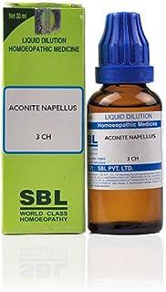 SBL Homeopathy Aconite Napellus (30 ML) (200X)