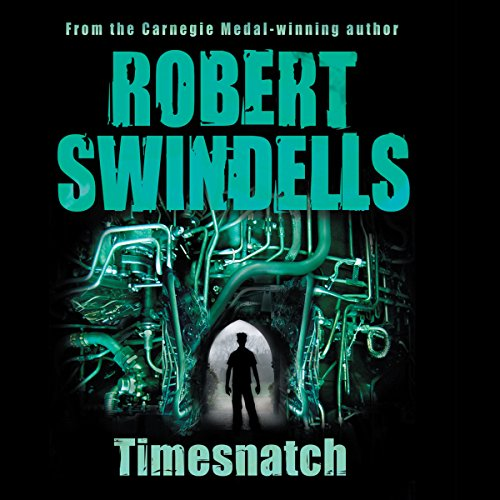 Timesnatch audiobook cover art