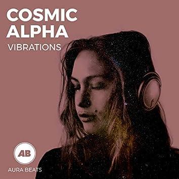 Cosmic Alpha Vibrations