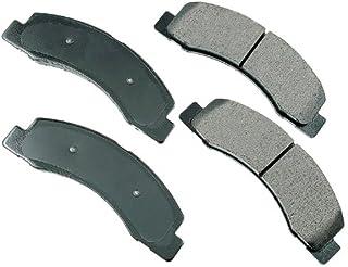 Akebono ACT824 Proact Ultra Premium Ceramic Disc Brake Pad kit