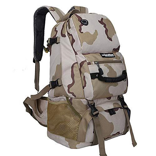 N-B 40L Backpack Outdoor Bag Backpack Backpack Outdoor Hiking Backpack Sports Backpack Outdoor Shoulder Mountaineering Multifunctional Leisure Hiking Backpack