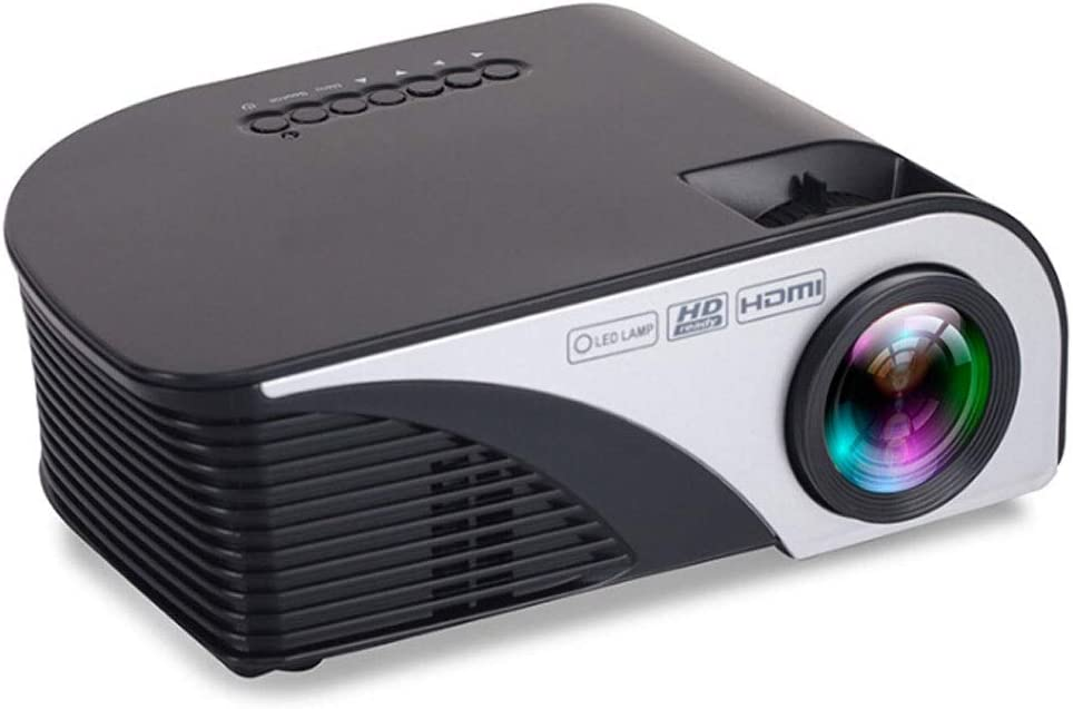 ZHANGBO-US 960640 1200 Lumens Portable Projector A Miniskirt LED depot Max 53% OFF
