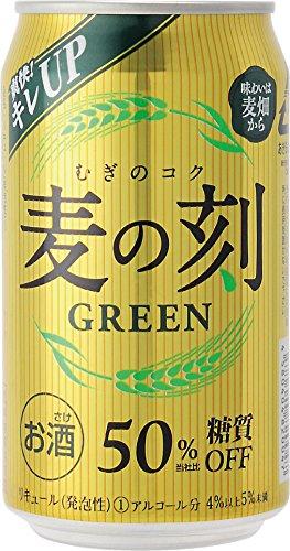お酒の専門店リカマン『麦の刻 GREEN』