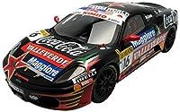 マテル 1/18スケール フェラーリ F430 チャレンジ #16 2007 Team CDP エリートシリーズ