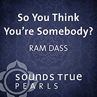 So You Think You're Somebody? cover art