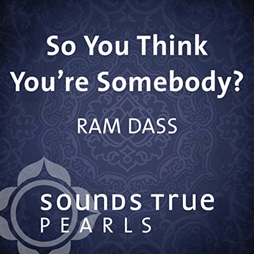 So You Think You're Somebody? audiobook cover art