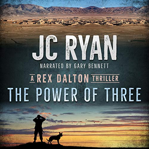 The Power of Three Audiobook By JC Ryan cover art