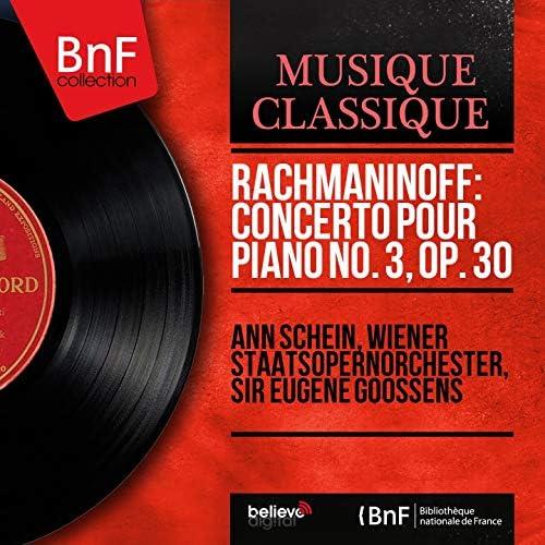 Ann Schein, Wiener Staatsopernorchester, Sir Eugène Goossens