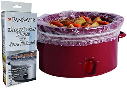 Top 10 Best pansaver slow cooker liners Reviews