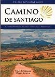 Camino De Santiago. Camino francés: St. Jean - Santiago - Finisterre: Camino Frances: St. Jean - Santiago - Finisterre