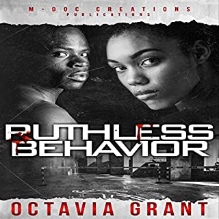 Ruthless Behavior audiobook cover art