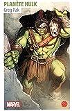 Planète Hulk, un roman de l'univers Marvel