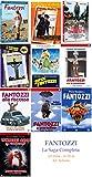 FANTOZZI - La Saga Completa (10 Film - 10 Dvd) Ed. Italiana